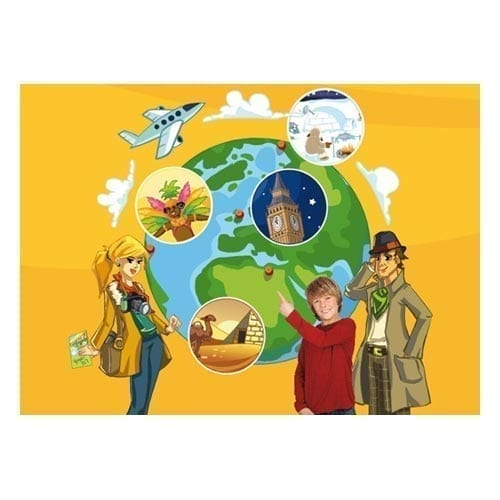 Fly with English anglais pour enfants 11 à 12 ans - Cambridge YLE Flyers