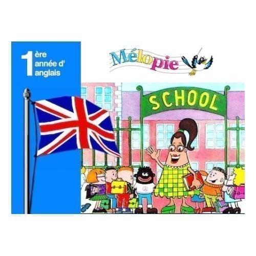 Mélopie School méthode d'anglais pour enfants 3 à 6 ans