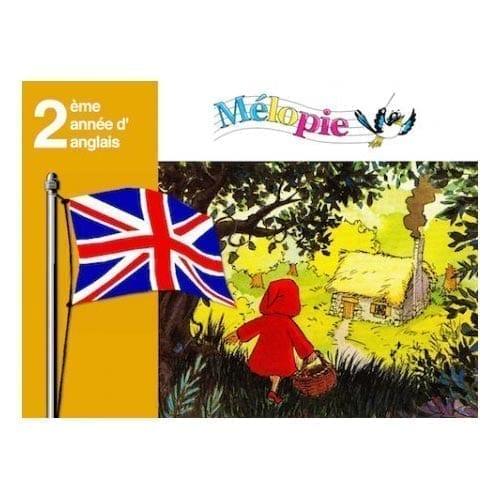 Mélopie Stories méthode d'anglais pour enfants 4 à 7 ans