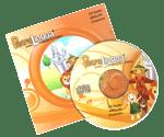 PetraLingua cd audio langues étrangères pour enfants - apprendre l'espagnol enfants dvd cd livres