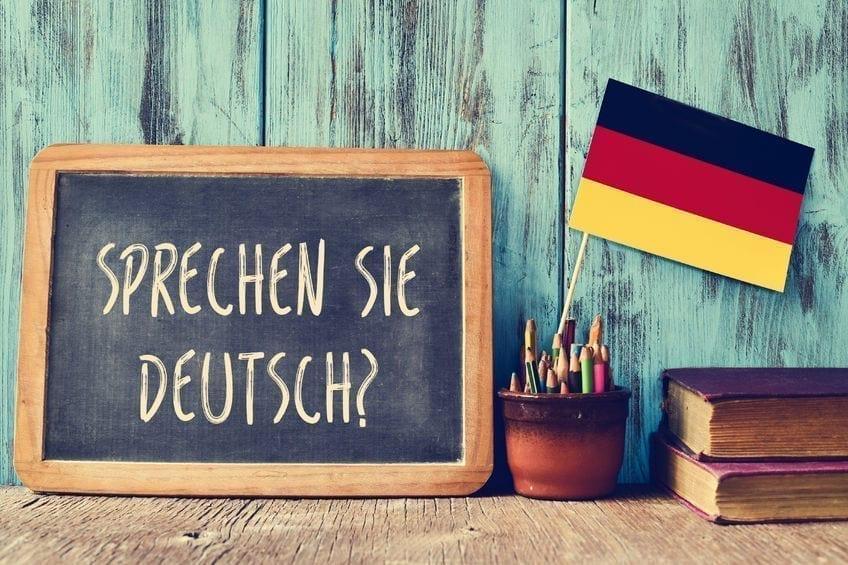 allemand pour enfants