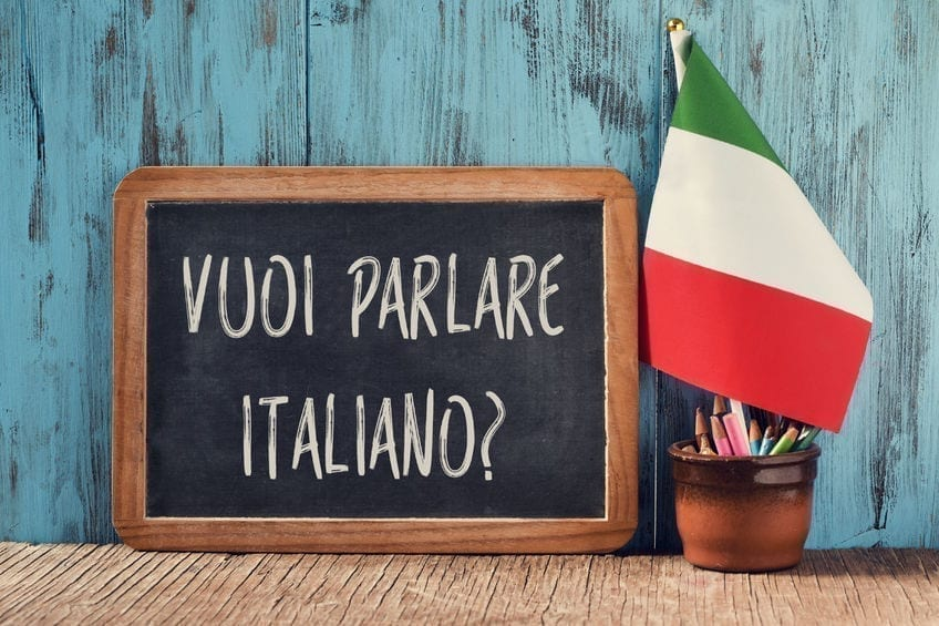 italien pour enfants