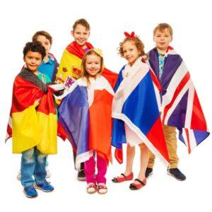 Méthodes de langues étrangères pour enfants de 3 à 11 ans | educa-langues-enfants