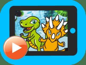 Dinolingo vidéos pour apprendre les langues étrangères aux enfants
