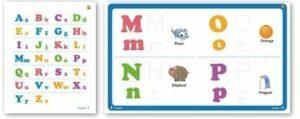 Dino Lingo alphabet allemand pour les jeunes enfants