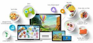Dino Lingo méthode de langues étrangères pour enfants cours en ligne