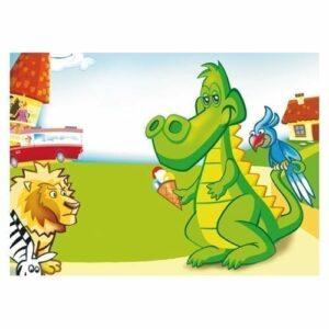 Cours d'anglais pour enfants English with Memo 1