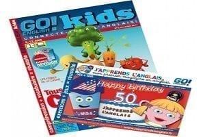 Magazines en anglais pour enfants